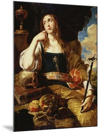 St Mary Magdalene-Abraham Janssens-Mounted Giclee Print