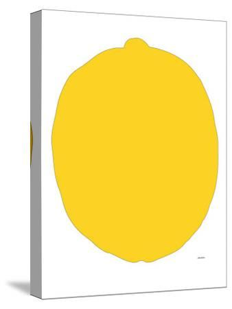 Lemon-Avalisa-Stretched Canvas Print