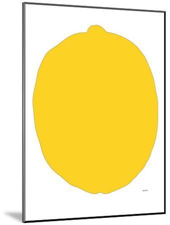 Lemon-Avalisa-Mounted Art Print