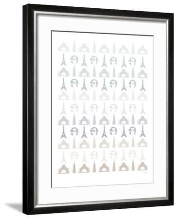 Natural Travel Architeture-Avalisa-Framed Art Print