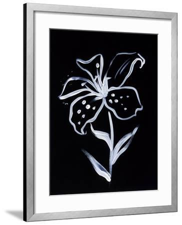 Shadow Lily-Susan Gillette-Framed Premium Giclee Print