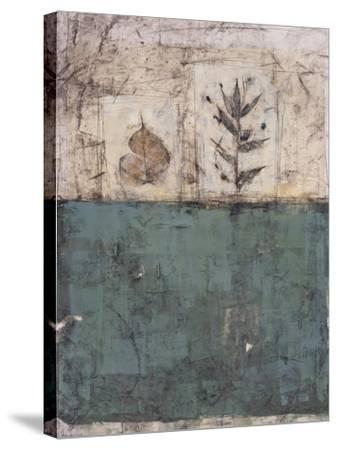 Verde de Manzana-Checo Diego-Stretched Canvas Print