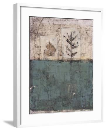 Verde de Manzana-Checo Diego-Framed Premium Giclee Print