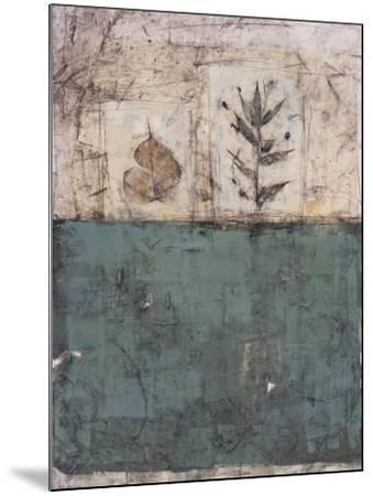 Verde de Manzana-Checo Diego-Mounted Premium Giclee Print