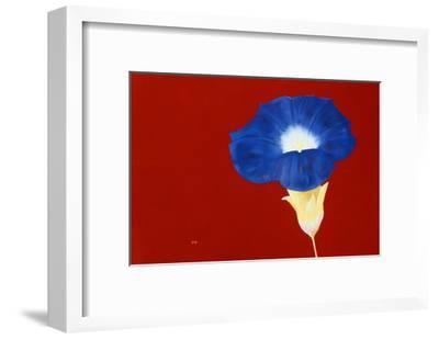 What's the Story, Morning Glory?-Gregory Garrett-Framed Premium Giclee Print