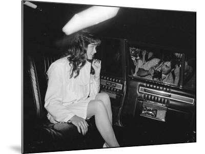 Brooke Shields--Mounted Premium Photographic Print