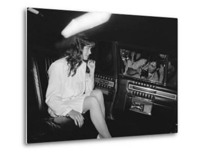 Brooke Shields--Metal Print