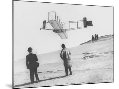 Early Glider--Mounted Photographic Print