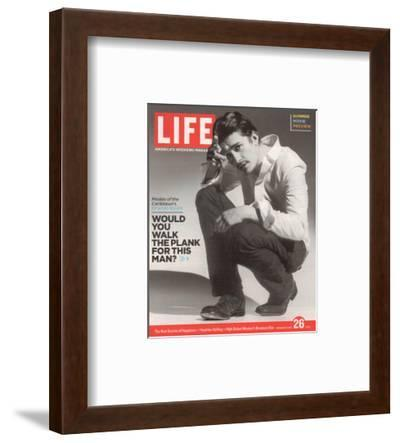 Portrait of Actor Orlando Bloom, May 26, 2006--Framed Photographic Print