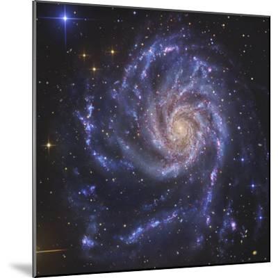 Pinwheel Galaxy, NGC 5457-Stocktrek Images-Mounted Photographic Print