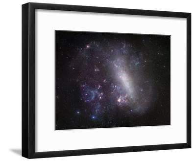 Large Magellanic Cloud-Stocktrek Images-Framed Photographic Print