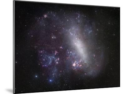 Large Magellanic Cloud-Stocktrek Images-Mounted Photographic Print