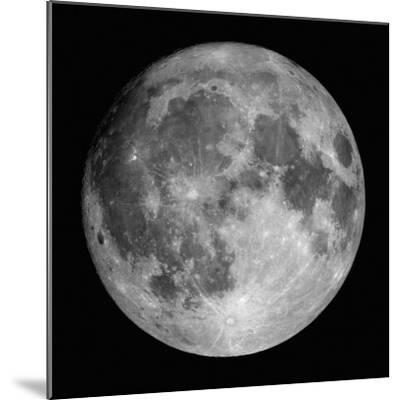 Full Moon-Stocktrek Images-Mounted Photographic Print