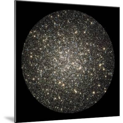 Globular Cluster M13-Stocktrek Images-Mounted Photographic Print