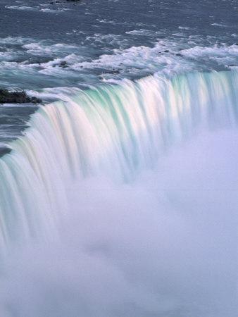 Niagara Falls, Ontario, Canada-Jon Arnold-Framed Photographic Print