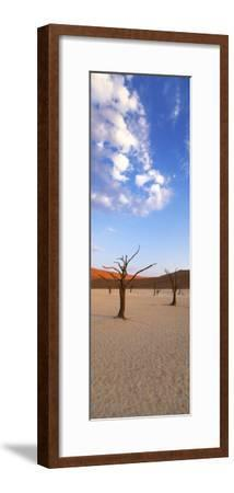 Sossusvlei, Namib-Naukluft Park, Namibia, Africa-Gavin Hellier-Framed Photographic Print