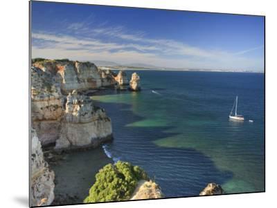 Ponta Da Piedade, Lagos, Algarve, Portugal-Michele Falzone-Mounted Photographic Print