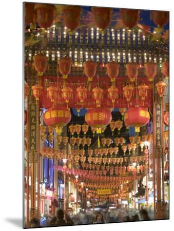 Chinese New Year, China Town, London, England-Doug Pearson-Mounted Photographic Print