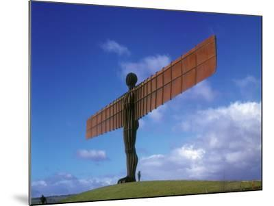 Angel of the North, Gateshead, Tyne and Wear, England-Robert Lazenby-Mounted Photographic Print