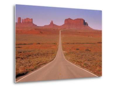 Monument Valley, Arizona, USA-Demetrio Carrasco-Metal Print