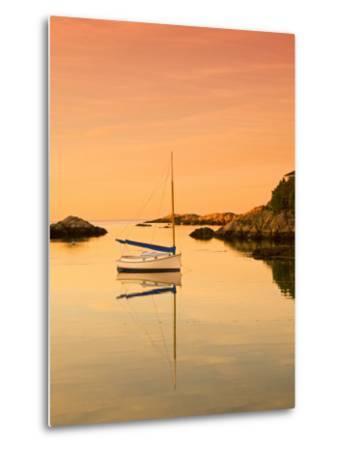 Newport, Rhode Island, USA-Alan Copson-Metal Print