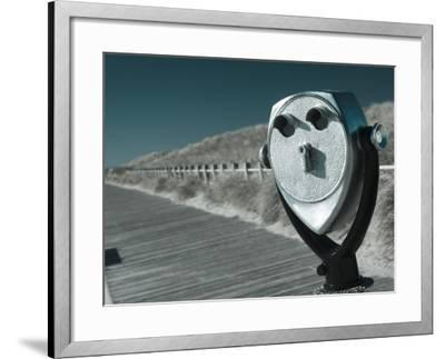 Silver Sands State Park, Connecticut, USA-Alan Copson-Framed Photographic Print