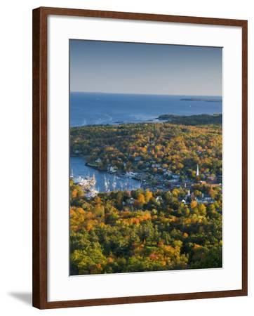 Camden, Maine, USA-Alan Copson-Framed Photographic Print
