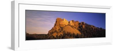 Mount Rushmore, South Dakota, USA-Walter Bibikow-Framed Photographic Print