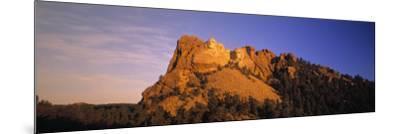 Mount Rushmore, South Dakota, USA-Walter Bibikow-Mounted Photographic Print