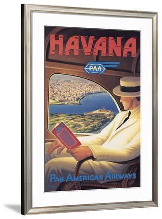 Havana-Kerne Erickson-Framed Giclee Print