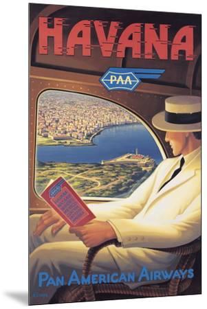 Havana-Kerne Erickson-Mounted Giclee Print