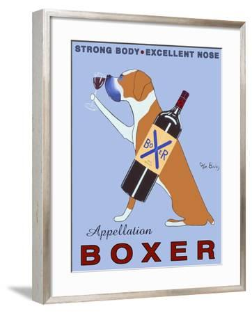 Appellation Boxer-Ken Bailey-Framed Premium Giclee Print