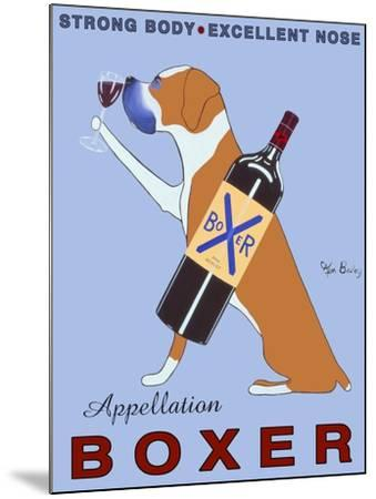 Appellation Boxer-Ken Bailey-Mounted Premium Giclee Print