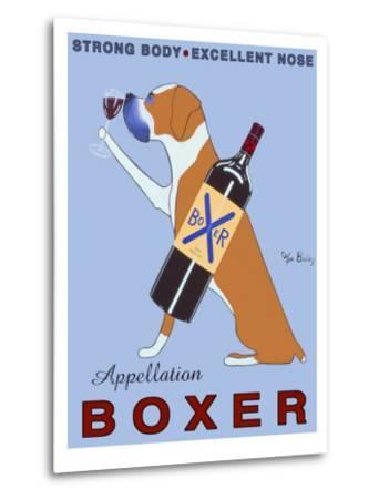 Appellation Boxer-Ken Bailey-Metal Print
