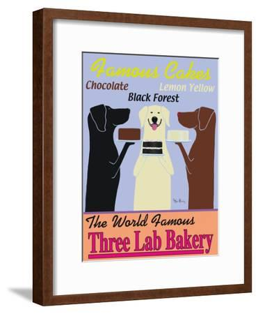 Three Lab Bakery-Ken Bailey-Framed Premium Giclee Print
