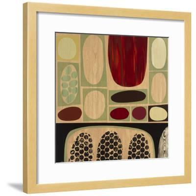 Synergy II-Mary Calkins-Framed Giclee Print