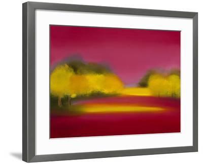 Raspberry Fantasy-Bonita Williams Goldberg-Framed Premium Giclee Print
