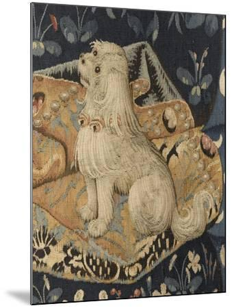 Tenture de la Dame à la Licorne : Le Goût--Mounted Giclee Print