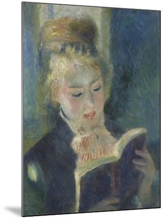 La liseuse-Pierre-Auguste Renoir-Mounted Giclee Print