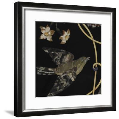 Plateau de table--Framed Giclee Print