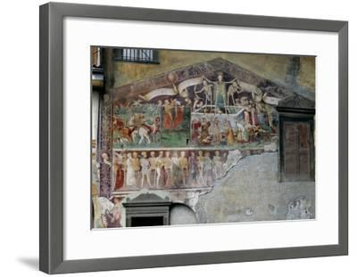 Triumph of Death and Danse Macabre--Framed Giclee Print