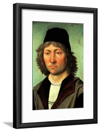 Self-Portrait-Pedro Berruguete-Framed Giclee Print