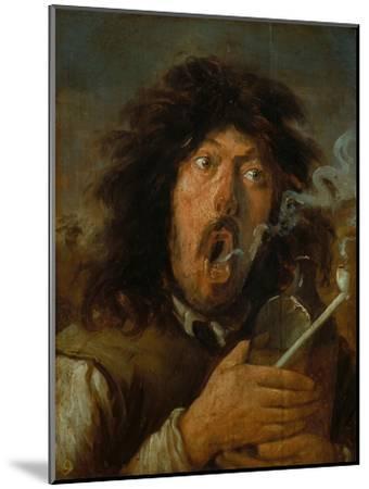 The Smoker-Joos Van Craesbeeck-Mounted Giclee Print