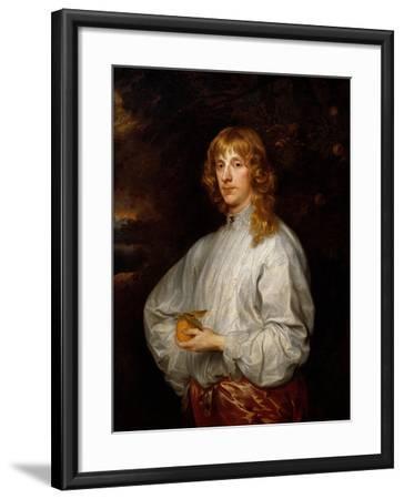 Jmes Stuart Duke of Lennox-Sir Anthony Van Dyck-Framed Giclee Print
