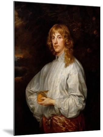Jmes Stuart Duke of Lennox-Sir Anthony Van Dyck-Mounted Giclee Print