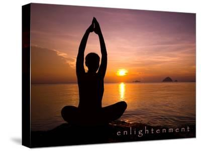 Enlightenment--Stretched Canvas Print