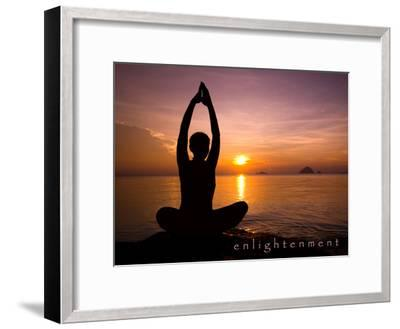 Enlightenment--Framed Photo