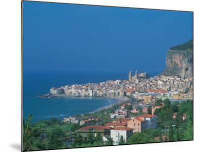 Cefalu, Sicily, Italy-Frank Chmura-Mounted Photographic Print