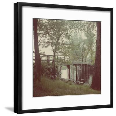 Illustrations of American Songs-William C^ Shrout-Framed Photographic Print