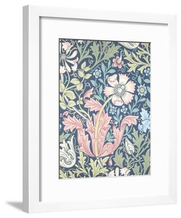 Compton Wallpaper, Paper, England, Late 19th Century-William Morris-Framed Premium Giclee Print